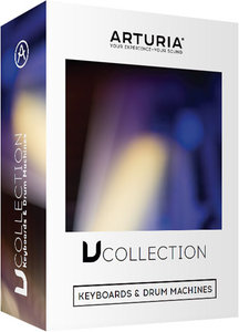 Arturia V Collection 8 v8.5.0 x64 - ENG
