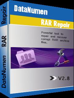 [PORTABLE] DataNumen RAR Repair 2.8.0 Portable - ENG