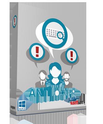 Abelssoft AntiLogger 2018 v2.1 - Eng