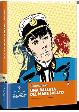 L'arte di Hugo Pratt 1 - Corto Maltese: Una ballata del mare salato (2017)