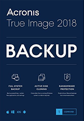Acronis True Image 2018 Build 9850 + BootCD - ITA