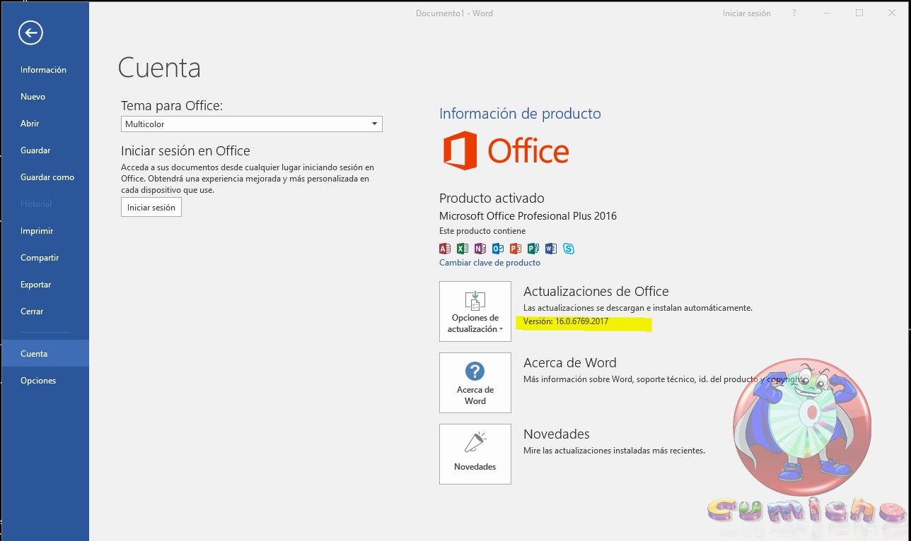 microsoft office 2016 español gratis