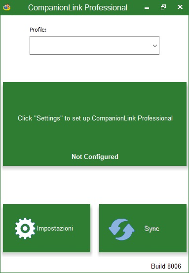 CompanionLink Professional 8.0.8046 - ITA