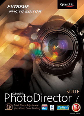 CyberLink PhotoDirector Suite v7.0.6901.0 - Ita