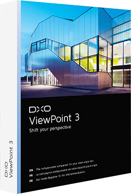DxO ViewPoint v3.1.4 Build 251 64 Bit - Eng