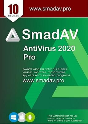 Smadav Pro Antivirus 2020 v13.6.1 - ENG