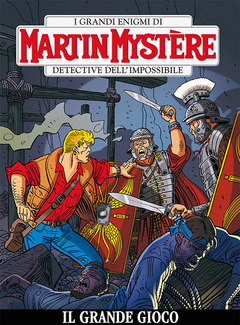Martin Mystere 348 - Il grande gioco (2017)