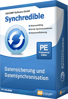 Synchredible Professional Edition v5.203 - ITA
