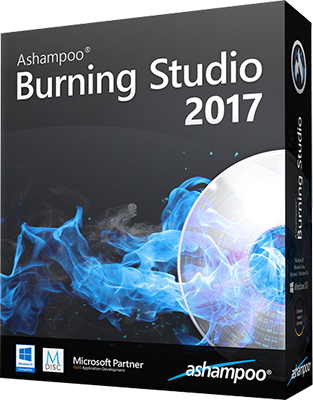 Ashampoo Burning Studio 2017 v18.0.0 DOWNLOAD ITA