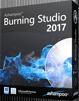 Ashampoo Burning Studio 2017 v18.0.0 DOWNLOAD ITA