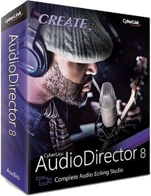 CyberLink AudioDirector Ultra v8.0.2817.0 - ITA