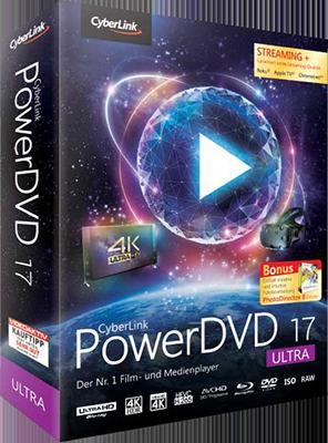 CyberLink PowerDVD Ultra v17.0.1726.60 DOWNLOAD ITA