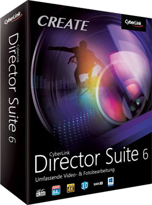 CyberLink Director Suite 6.0 - ITA