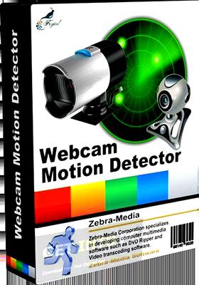Zebra Webcam Motion Detector v2.2 - Eng
