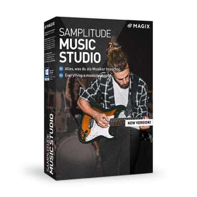 MAGIX Samplitude Music Studio 2020 v25.0.0.32 - ENG