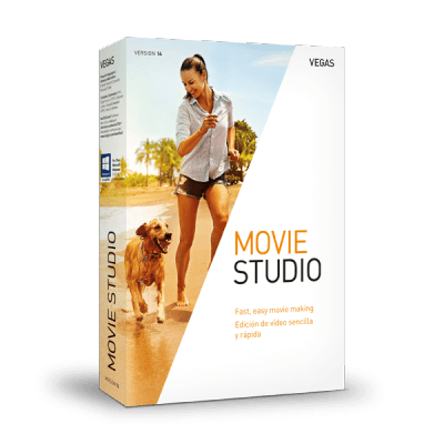 MAGIX VEGAS Movie Studio v15.0.0.106 x64 - ENG