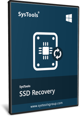 SysTools SSD Data Recovery v8.0.0.0 - ENG