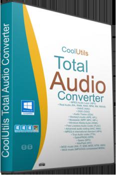 [PORTABLE] CoolUtils Total Audio Converter 5.3.0.245 Portable - ITA