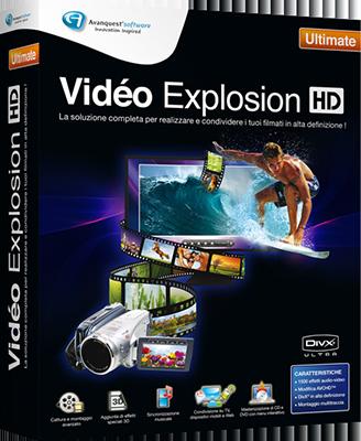 Avanquest Video Explosion HD Ultimate v7.7.0 - ITA