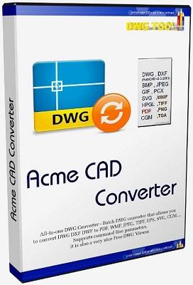 Acme CAD Converter 2019 v8.9.8.1490 - ITA