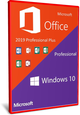 Microsoft Windows 10 Pro v1909 + Office 2019 Professional Plus - Ottobre 2019 - ITA