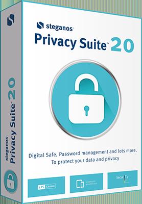 Steganos Privacy Suite v20.0.11 Revision 12584 - ENG