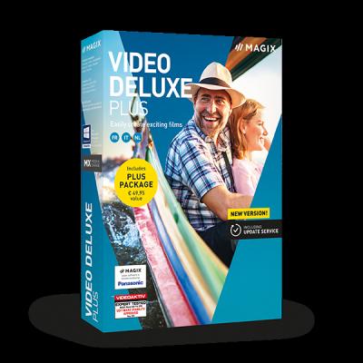 MAGIX Video deluxe Plus 2019 v18.0.1.204 64 Bit - Ita