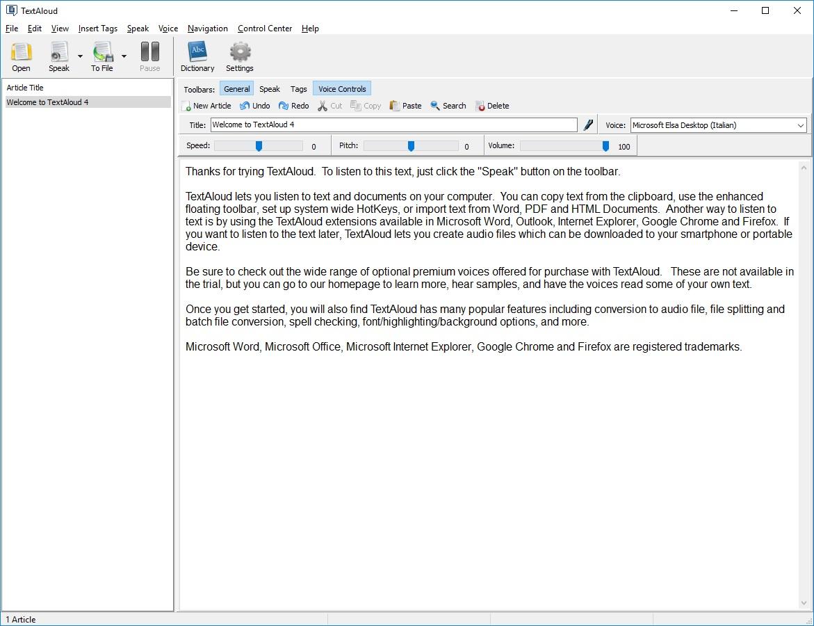 Nextup TextAloud v4.0.28 - ENG