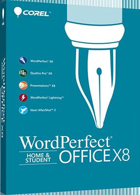 Corel WordPerfect Office X8 Home & Student v18.0.0.200 - ENG