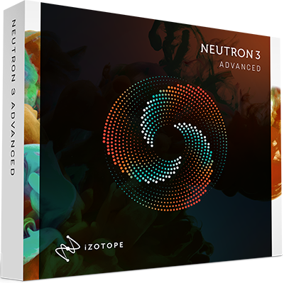 iZotope Neutron Advanced 3.00 - ENG
