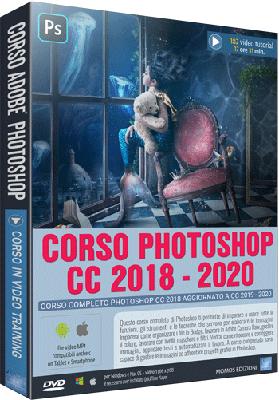 MOMOS Edizioni - Corso Completo Photoshop CC 2018 - CC 2019 - 2020 - ITA