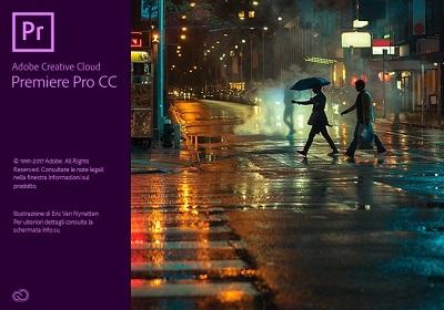 Adobe Premiere Pro CC 2018 v12.1.2.69 64 Bit - Ita