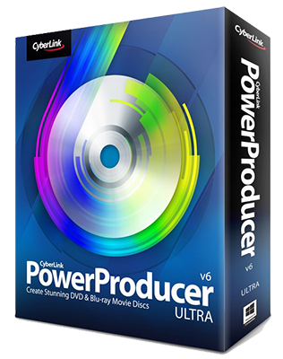 CyberLink PowerProducer Ultra v6.0.7613.0 + Template Pack - Ita