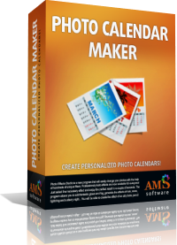 AMS Software Photo Calendar Creator v7.0.0.2411 - Ita