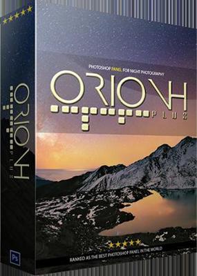 [MAC] OrionH Plus Photoshop Panel v1.2.1 - Ita