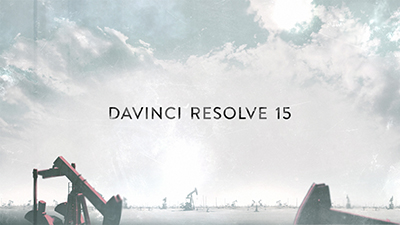 Blackmagic Design DaVinci Resolve Studio v15.0b6 64 Bit - Eng