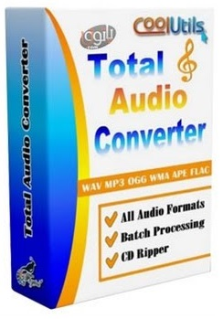 [PORTABLE] CoolUtils Total Audio Converter 5.3.0.226 Portable - ITA