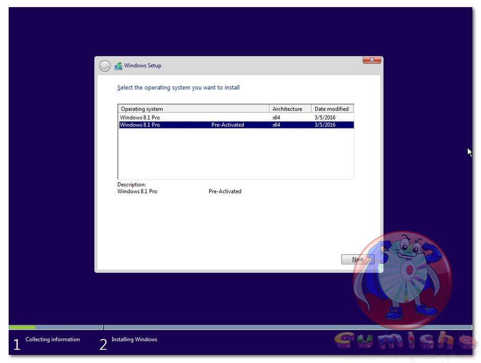 Windows 8.1 Pro VL X64 multi-6 ESD (marzo de 2016 )[Ot]