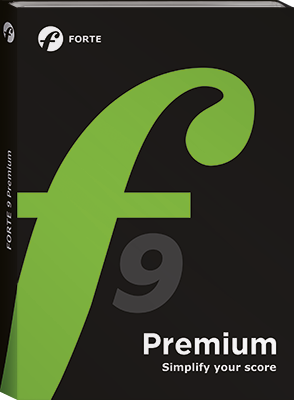 FORTE Notation Premium v9.2.1 - Eng