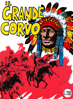Zenit Gigante 036 - Il Grande Corvo (1964)