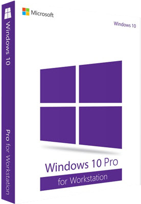 Microsoft Windows 10 Pro for Workstation v20H2 - Febbraio 2021 - ITA