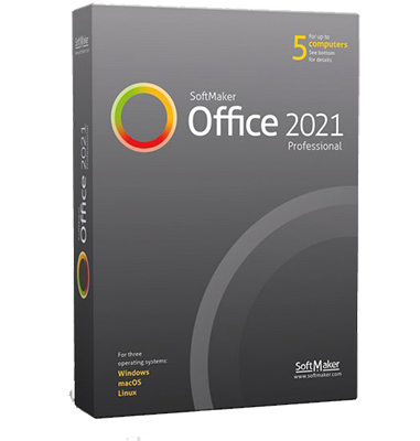 SoftMaker Office Professional 2021 Rev S1024.1204 x64 - ITA