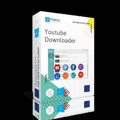 iTubeGo YouTube Downloader 4.5.0 - ITA
