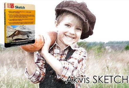 AKVIS Sketch v24.5.3506.20777 - ITA