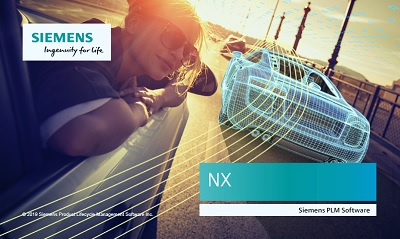 Siemens PLM NX 1867 Build 4400 64 Bit - ITA