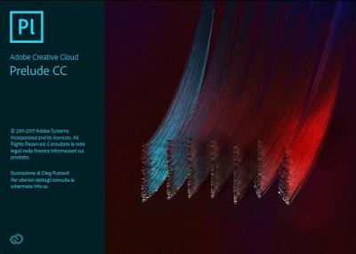 Adobe Prelude CC 2018 v7.1.1.80 64 Bit - Ita