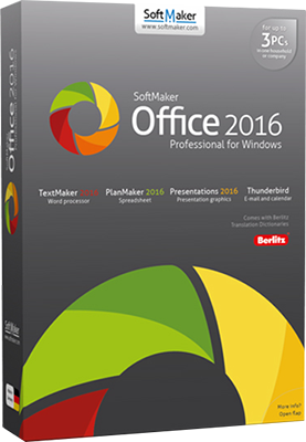 SoftMaker Office Professional 2016 Rev 749.1202 - Ita