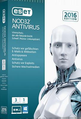 ESET NOD32 Antivirus v9.0.381.1 - Ita