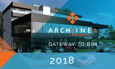 ARCHLine.XP 2018 180620 Build 548 64 Bit - Ita