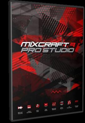 Acoustica Mixcraft Recording Studio 9.0 Build 452 - ITA